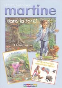 Lire et jouer avec Martine : Dans la forêt