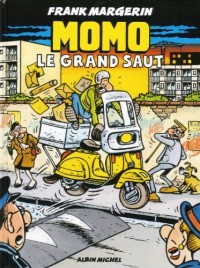Momo le coursier, Tome 3 : Le grand saut