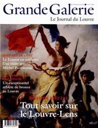 Grande Galerie, N° 22, Décembre 2012 : Tout savoir sur le Louvre-Lens
