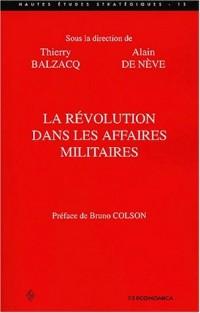 La révolution dans les affaires militaires