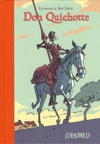 Don Quichotte, Tome 1 :
