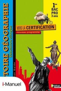 Histoire Geographie Première Bpro Cahier d'Activites (Galee) Licence Numerique El - I-Manuel+Ouvr Papier