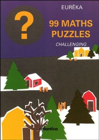 99 maths puzzles : Challenging