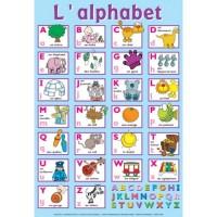 P* posters / l'alphabet