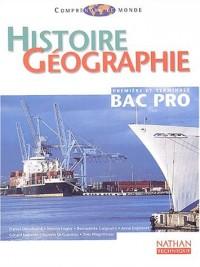 Histoire-géographie, Bac pro (Manuel)