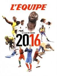 LIVRE DE L'ANNEE 2016