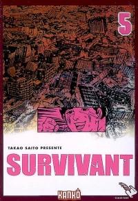 Survivant, Tome 5