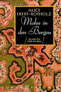 Mohn in den Bergen. Der Roman der Marie Bonnard.