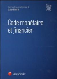 Code monétaire et financier