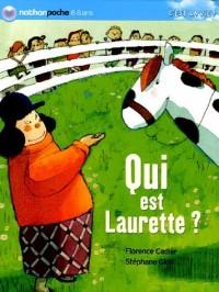 Qui est Laurette ?