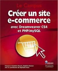 Créer un site e-commerce avec Dreamweaver CS4 et PHP/MySQL