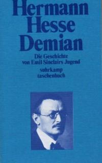 Die Geschichte von Emil Sinclairs Jugend. (Livre en allemand)