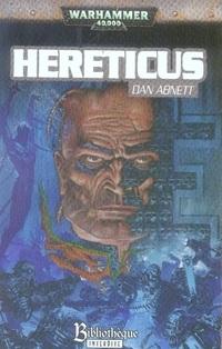 Trilogie Eisenhorn, tome 3 : Hereticus
