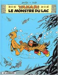 Fan de BD !, Yakari, tome 17 : Le Monstre du lac
