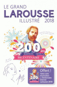 Le grand Larousse illustré 2018