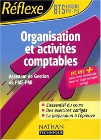 Organisation et Activités comptables, BTS PME PMI