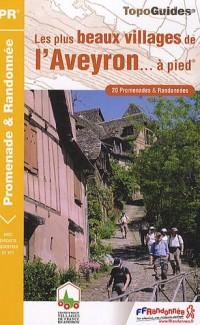 Les plus beaux villages de l'Aveyron à pied