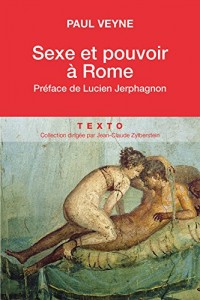 Sexe et pouvoir à Rome