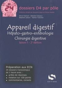 Appareil digestif : Hépato-gastro-entérologie et chirurgie digestive