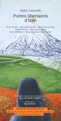Aube nouvelle, poètes libertaires d'Iran