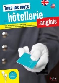 Maîtriser tous les mots de l'hôtellerie en anglais