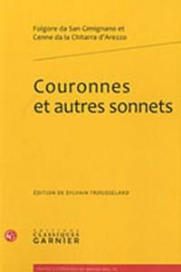 Couronnes et autres sonnets
