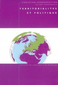 Territorialités et politique