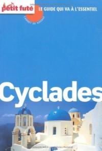 Carnet de voyage Cyclades