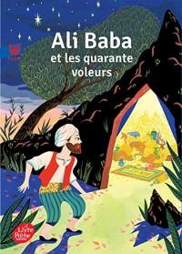Ali Baba et les 40 voleurs - collection cadet