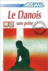 Le Danois sans peine (1 livre + coffret de 4 CD)