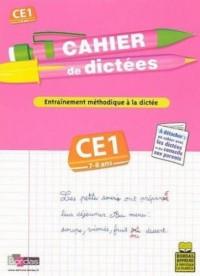 Cahier de dictées CE1