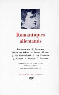 Romantiques allemands, tome 2