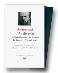 Dostoïevski : L'Adolescent