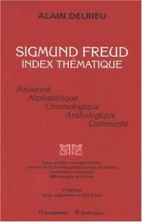 Sigmund Freud : Index thématique
