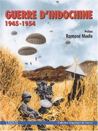 Guerre d'Indochine 1945-1954