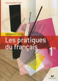 Les Pratiques du français 1e