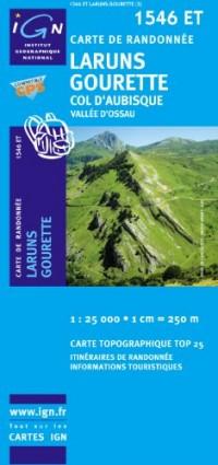 1546 ET Laruns, Gourette, Col d'Aubisque, Vallee d'Ossau