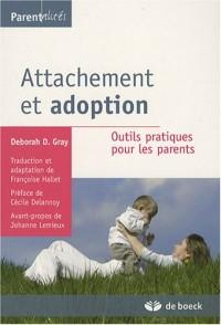 Attachement et adoption : Outils pratiques pour les parents