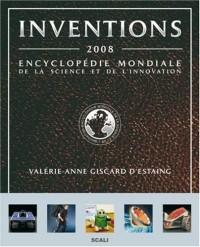 Inventions 2008 (Ancien prix Editeur : 29,95 Euros)
