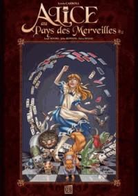 Alice au Pays des Merveilles T02