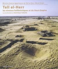Tell el-Herr : Les niveaux hellénistiques et du Haut-Empire