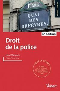 Droit de la Police 6e Edt