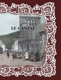 Le Cantal, les 260 communes