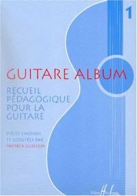 Guitare album 1