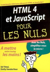 HTML 4 & JavaScript