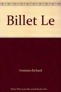 Billet Le