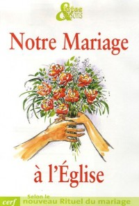 Notre Mariage a l'Eglise Afs