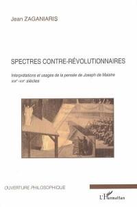 Spectres Contre-Revolutionnaires