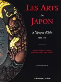 Les Arts du Japon à l'époque d'Edo, 1603-1868