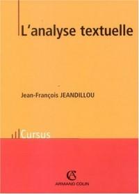 L'Analyse textuelle